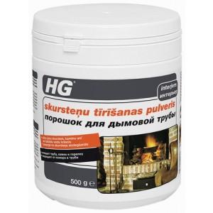 HG Skursteņu tīrīšanas pulveris 0.5L