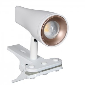 Lampa ar knaģi LORRY 4.5W LED 3000K  430lm balta