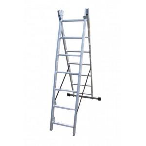 Multifunkcionālas kāpnes 2x11  pakāpieni