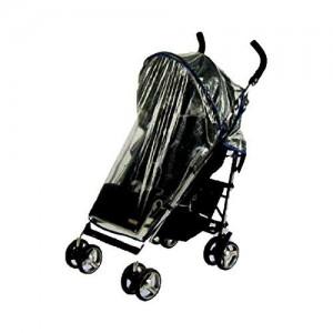 Pārsegs lietus bērnu ratiņiem 135x76cm