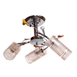 Griestu lampa-3x40W E14 hroma