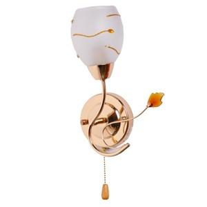 Sienas lampa-40W E14 zelta