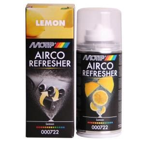 Auto gaisa atsvaidzinātājs citrona 150ml