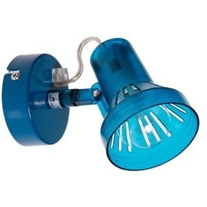 Spotlampa -40W E14 zila