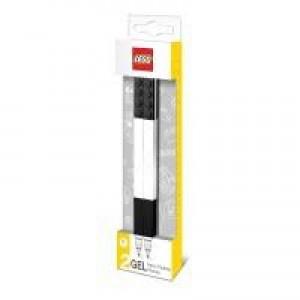 IQ LEGO Stationery Gēla pildspalvas, melnas