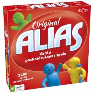 Tactic Spēle Alias Original, latv. val.