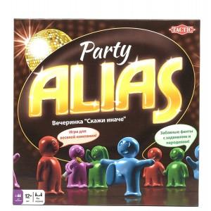 Tactic Spēle Alias Party, krievu val.
