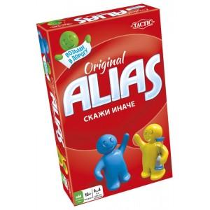 TACTIC Spēle ALIAS, ceļojumu versija, krievu val.