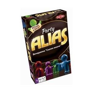 Tactic Spēle Alias Party, ceļojumu versija, krievu val.