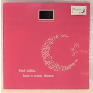 Svari personālie digitālie 180kg Pink Moon
