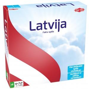 "Tactic Spēle ""Latvija"""