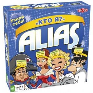 "TACTIC Spēle Alias ""Es esmu"", RU"