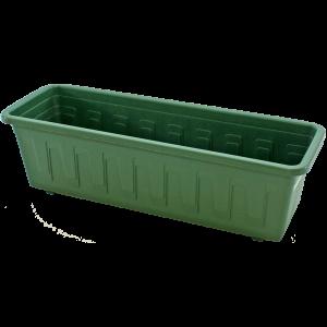 Balkona kaste 50cm Popular zaļa
