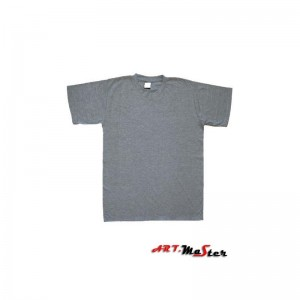 T-krekls kokvilna pelēks L