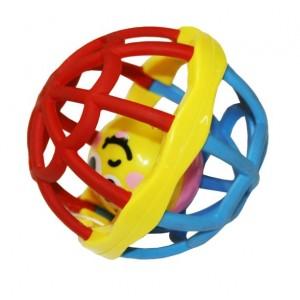 Rotaļlieta dzīvniekiem bumba 9cm