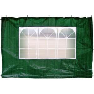 Siena nojumei 195x290cm zaļa ar logu