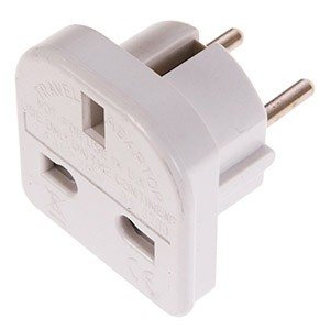 Adapters UK/EUR 220V