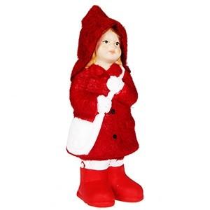 Dekors Ziemassvētku figūra 16cm