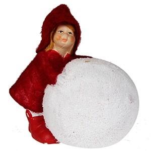 Dekors Ziemassvētku figūra 11.5cm