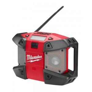 Milwaukee akumulatora radio C12 JSR-0