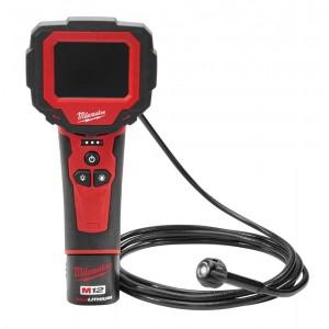 Milwaukee akumulatora kamera M-SPECTOR 360 M12 IC-201C (S)