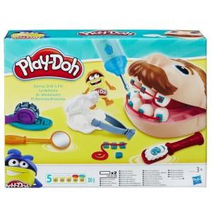 Play-Doh Komplekts Zobārsts