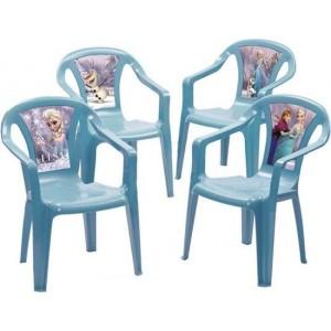 Krēsls plastmasas bērniem Frozen