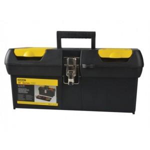 Instrumentu kaste ar metāla stiprinājumiem 16