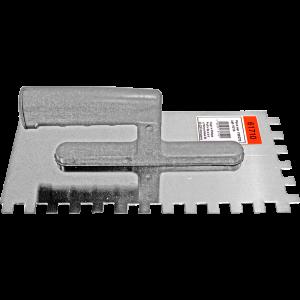 Rīvdēlis flīzēšanai 10x10/27x13cm ar nerūs.plātni