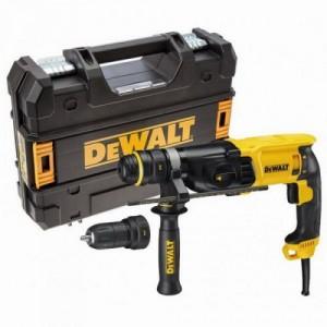 DeWALT Perforators 800W SDS+ (QCC komplektā)