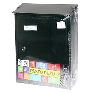Pastkastīte PD900 zaļa