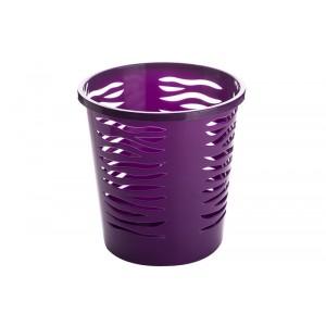 Papīrgrozs 10L Zebra violets