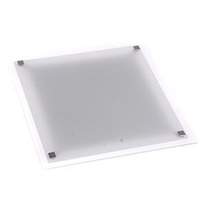 Plafonlampa-TIDA 2x60W E27 mat.niķ.