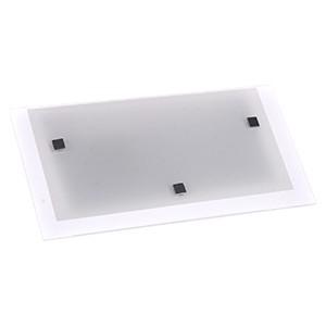 Plafonlampa-TIDA 60W E27 mat.niķ.