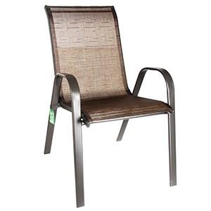 Krēsls Dublin 73x55.5x93cm t.brūns