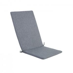 Matracis atpūtas krēslam Simple Grey 48x115x3cm pelēks