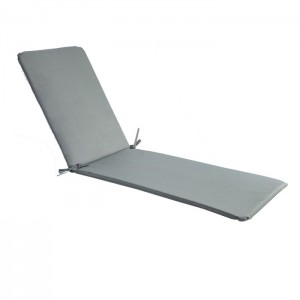 Matracis atpūtas krēslam Ohio 55x190x2.5cm pelēks