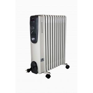 Eļļas radiators 11 sekcijas 2500W