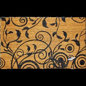 Kājslauķis 45x75cm kokosšķiedras ar rakstu
