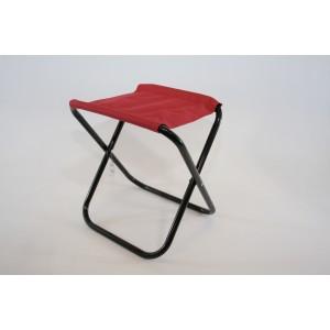Krēsls kempinga  37x27x40cm sarkans