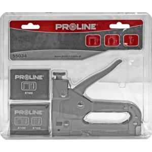 Skavu pistole Proline Multi skavām, naglām
