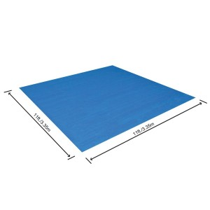 Paklājs baseina 3.35m x 3.35m