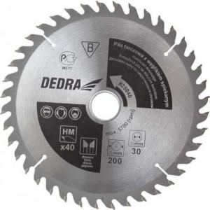 Zāģripa D180x20mm 24 zobi
