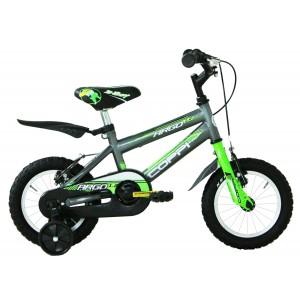 """COPPI pilsētas velosipēds ARGO 12""""(pelēks)"""