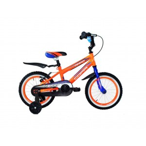 "COPPI pilsētas velosipēds ARGO 12""(oranžs)"