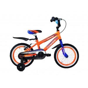 "COPPI pilsētas velosipēds ARGO 14""(oranžs)"