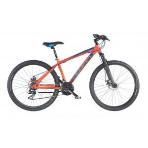 """COPPI MTB kalnu velosipēds SPK-01 27""""(oranžs,zils)"""