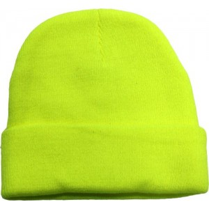 Cepure silta kokvilna dzeltena
