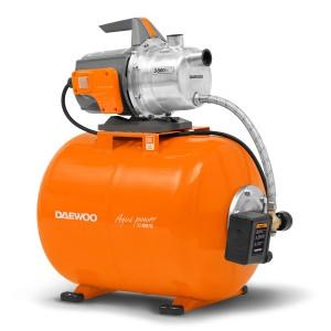 Ūdens pumpis ar spiedkatlu DAEWOO DAS 4000/50