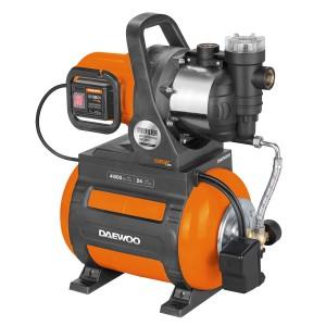 Ūdens pumpis ar spiedkatlu DAEWOO DAS 5500/24